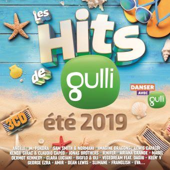 Les hits de Gulli Eté 2019 Coffret