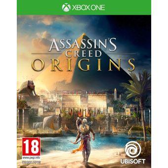 Assassin's Creed Origins Mix  XONE