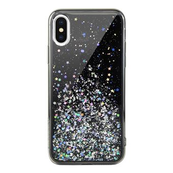 Switcheasy Starfield Ultra Black Iphone XS Max Cover