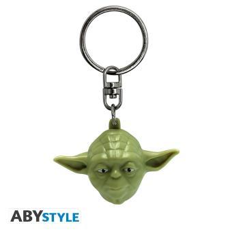 Porte-clés 3D Yoda Star Wars ABYstyle