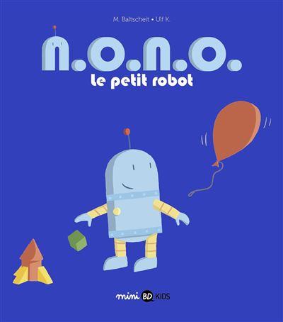 N.O.N.O., le petit robot