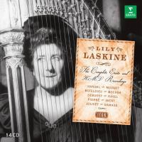 Boch:Icon:Lily Laskine-Sämtliche Erato & HMV Aufna