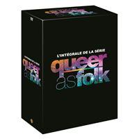 Coffret Queer as Folk Saisons 1 à 5 DVD Edition spéciale Fnac