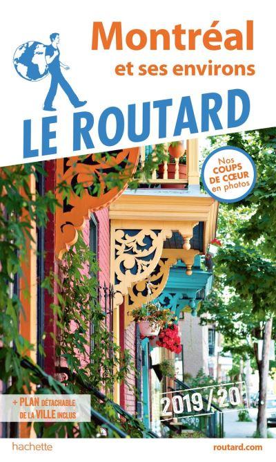 Guide du Routard Montréal 2019/20 - 9782017078258 - 7,99 €