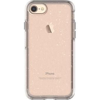 the best attitude b703f 72128 Coque OtterBox Symmetry Transparente Stardust pour iPhone 7 et iPhone 8