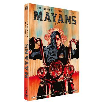 Mayans M.C.Mayans M.C. Saison 1 DVD