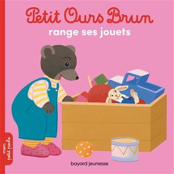 Petit Ours BrunPetit Ours Brun range ses jouets