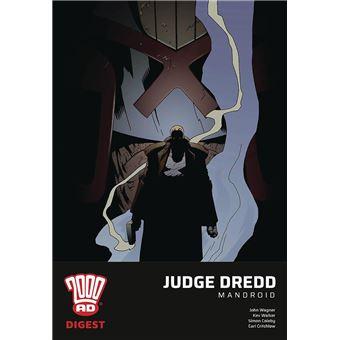 JUDGE DREDD MANDROID DIGEST