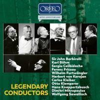 Edition 40ème Anniversaire Orfeo : Les chefs d'orchestre de légende
