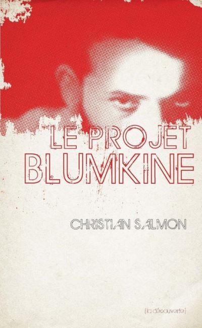 Le projet Blumkine - 9782707197788 - 12,99 €