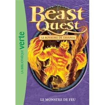 Beast QuestBeast Quest 42 - Le monstre de feu