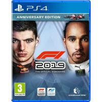 F1 2019 anniversary edition FR/NL PS4