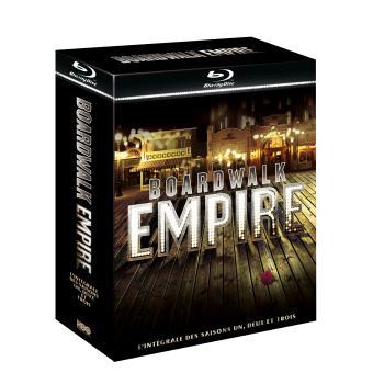 Boardwalk EmpireBoardwalk Empire - Coffret intégral des Saisons 1 à 3 Exclusivité Fnac Blu-Ray
