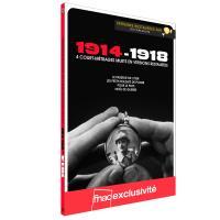 1914-1918-4 COURTS METRAGES SUR LA 1ER GUERRE MONDIALE-VF