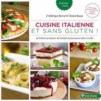 livre sur la cuisine italienne