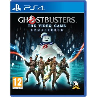 GHOSTBUSTERS THE VIDEOGAME REMASTERED FR/NL PS4