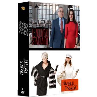 Coffret Le Nouveau Stagiaire, Le Diable s'habille en Prada DVD