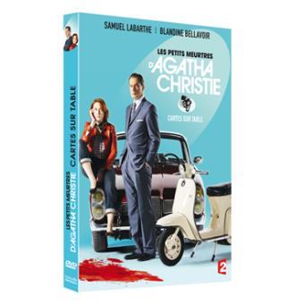 Les petits meurtres d'Agatha ChristieLes petits meurtres d'Agatha Christie Cartes sur table DVD