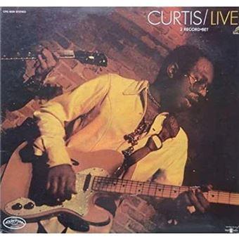 Curtis live/edition limitee/remasterise