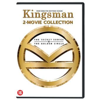 KINGSMAN 2-MOVIE COLLECTION-BIL