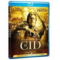 Le Cid Blu-Ray