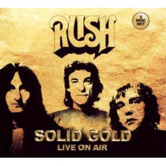 Solid gold live on air