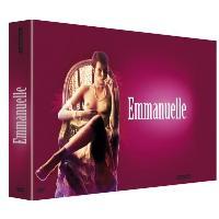 Coffret Emmanuelle Edition limitée DVD