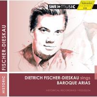 FISCHER-DIESKAU SINGS BAROQUE ARIAS