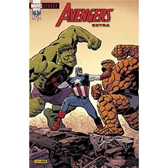 Marvel LegacyAvengers Extra