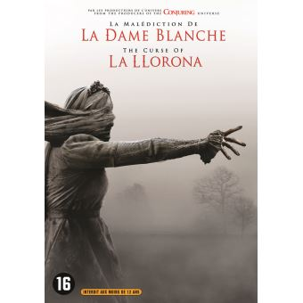 ConjuringLa Malédiction de la Dame Blanche DVD