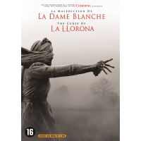 La Malédiction de la Dame Blanche DVD