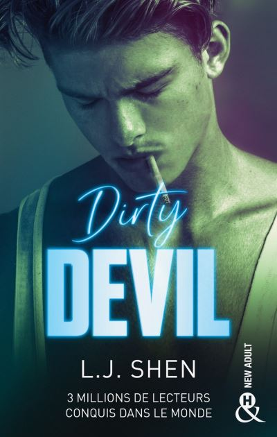 Dirty Devil La nouvelle série New Adult ALL SAINTS HIGH par l'autrice de la série à succès SINNERS - broché - L.J. Shen - Achat Livre ou ebook | fnac
