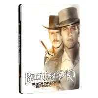 Butch Cassidy et le Kid Boîtier Métal Exclusivité Fnac Blu-ray