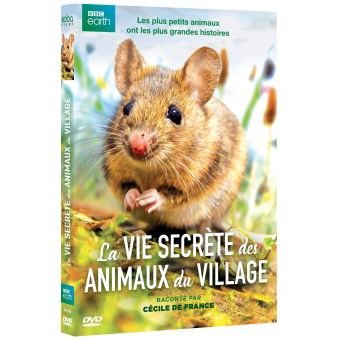 La vie secrète des animaux du village DVD