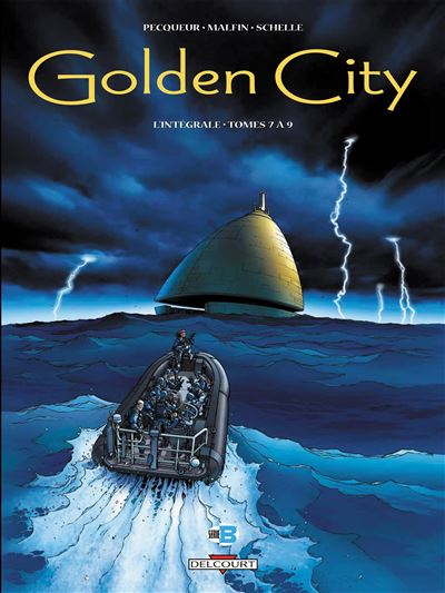 Golden City - Intégrale T07 à