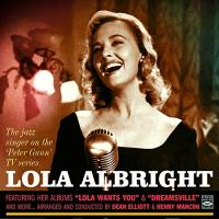 Jazz singer on the peter gunn tv series/lola wants you