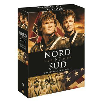 Nord et SudCoffret intégral 8 DVD
