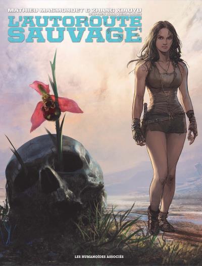 L autoroute sauvage - coffret 3 tomes