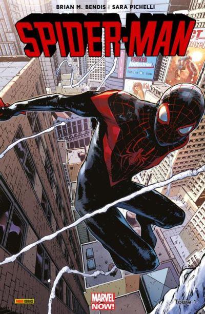 Spider-Man (2016) T01 - Miles Morales - 9782809471434 - 9,99 €