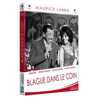 Blague dans le coin - DVD