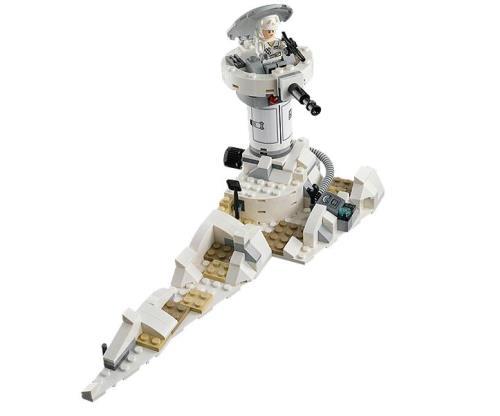 Lego® Attack Lego Wars Hoth Star 75138 PrixFnac Achatamp; Y6gvIfby7