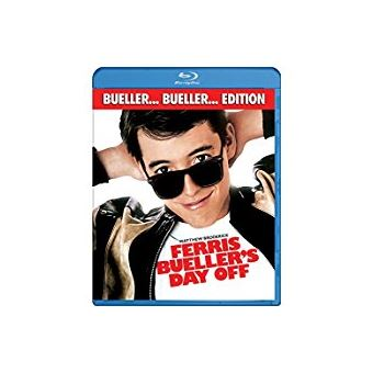 Ferris Bueller's Day Off Blu-ray