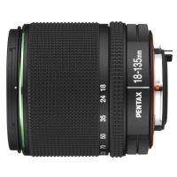Objectif reflex Pentax Smc DA 18 - 135 mm f/3.5 - 5.6 ED AL (IF) DC WR (Tropicalisé)