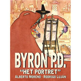 BYRIN P.D. - HET PORTRET