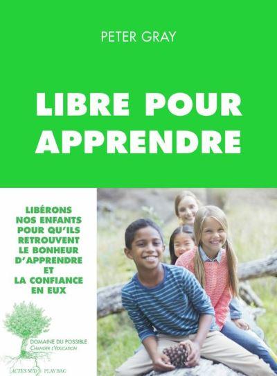 Libre pour apprendre - 9782330071424 - 16,99 €