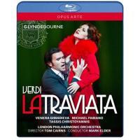 Verdi La Traviata Blu-ray