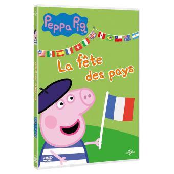 Peppa PigPeppa pig saison 4 volume 3  la fete des pays