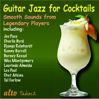 GUITAR JAZZ FOR COCTAILS
