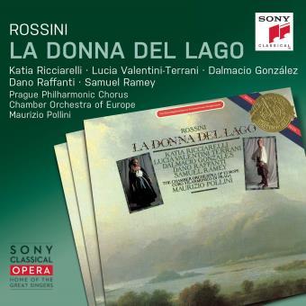 DONNA DEL LAGO/2CD