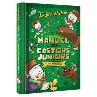 La bande à PicsouLa bande a picsou le manuel des castors juniors,1